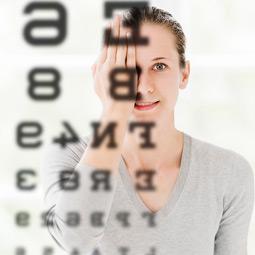 Optometría clínica